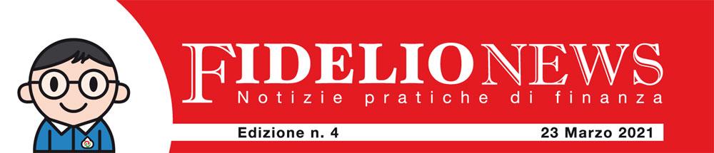 Fidelio News - Martedì 23 marzo 2021