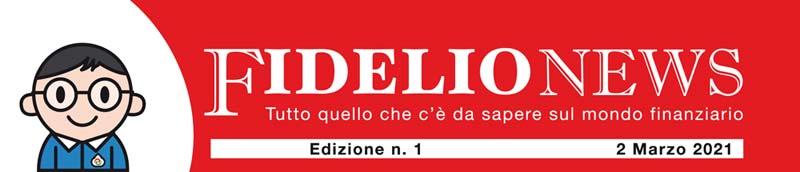 Fidelio News - 2 Marzo 2021